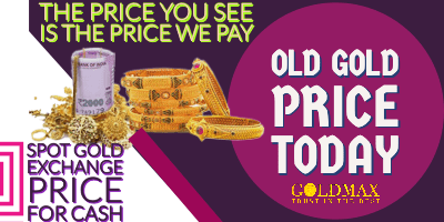 old gold price